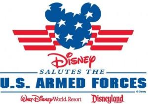 Disney-salute