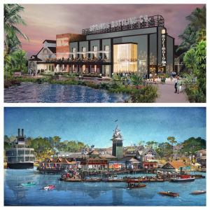 New Dining Opening in 2015 at Disney Springs